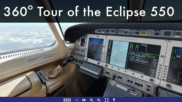 Eclipse jet 550-360