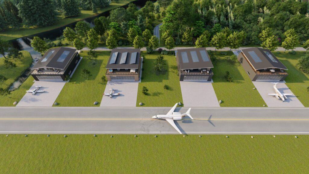 Hangar Houses